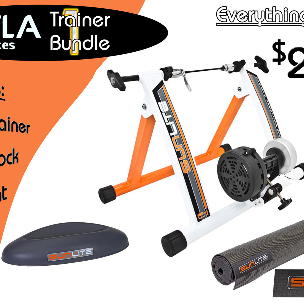 ENTRY LEVEL DTLA TRAINER BUNDLE 1