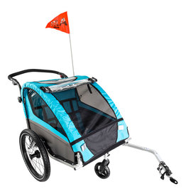 TRAILER Prophete Alloy 20in BLUE/BLACK