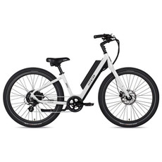 ELECTRIC BIKE AVENTON Pace 500 ST White Medium