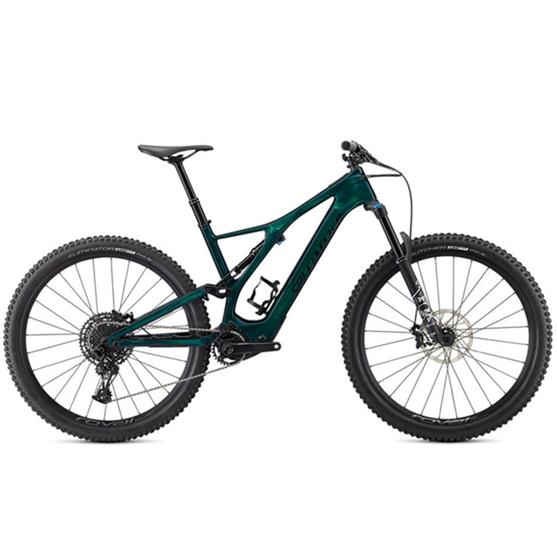 BIKES 2021 SPECIALIZED LEVO SL COMP CARBON GRNTNT/BLK Small