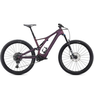 BIKES 2021 SPECIALIZED LEVO SL COMP CARBON CSTBRY/BLK Large