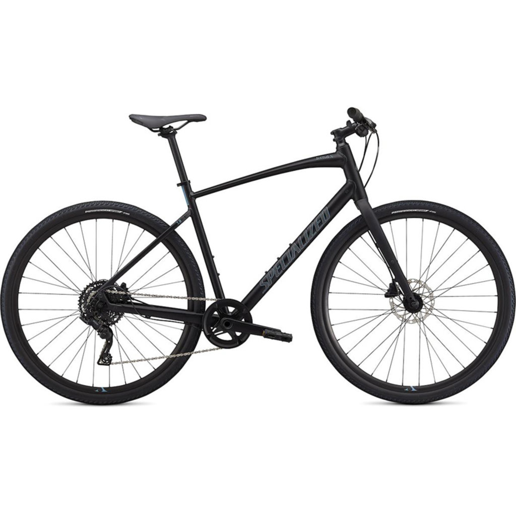 Specialized BIKES 2020 SPECIALIZED SIRRUS X 3.0 BLK/STRMGRY MED