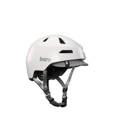 Bern Bern, Brentwood 2.0 MIPS, Helmet, White, L, 59 - 62cm