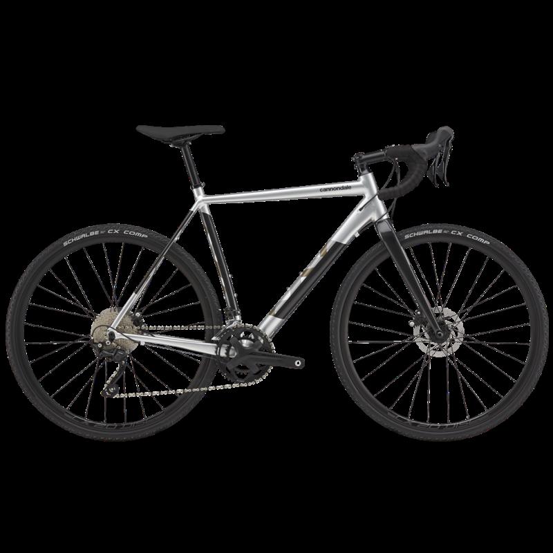 Cannondale BIKES 2021 CANNONDALE 700 M CAADX 1 - Mercury 61cm