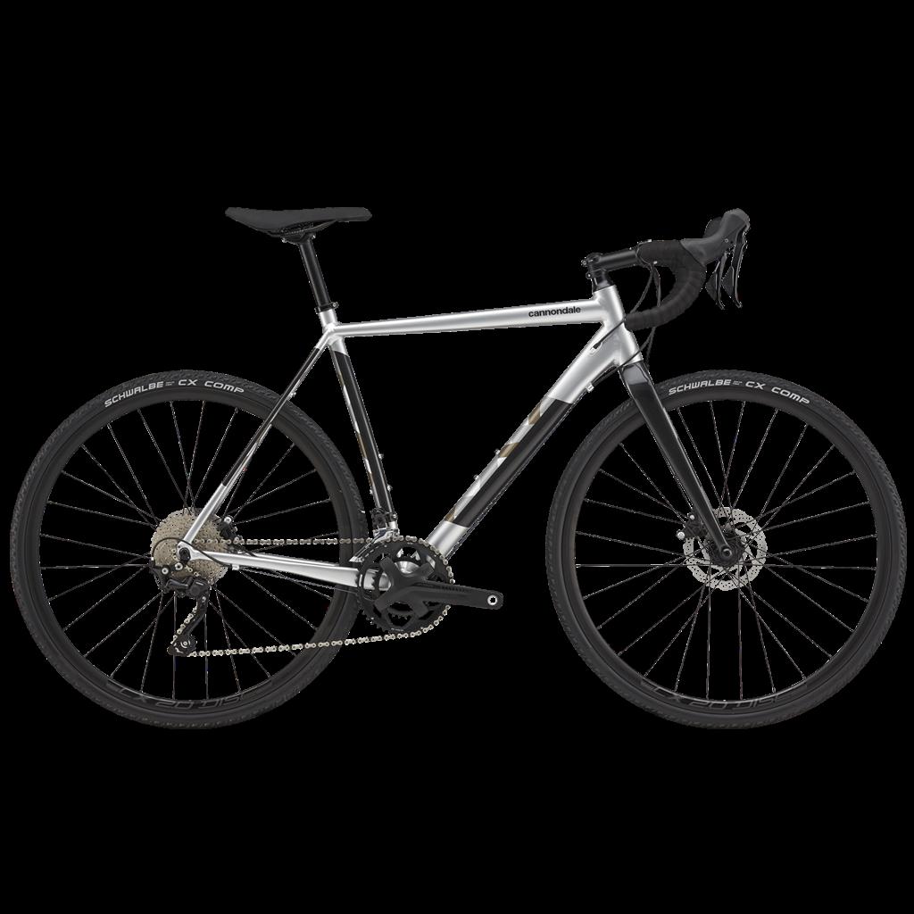 Cannondale BIKES 2021 CANNONDALE 700 M CAADX 1 - Mercury 58cm