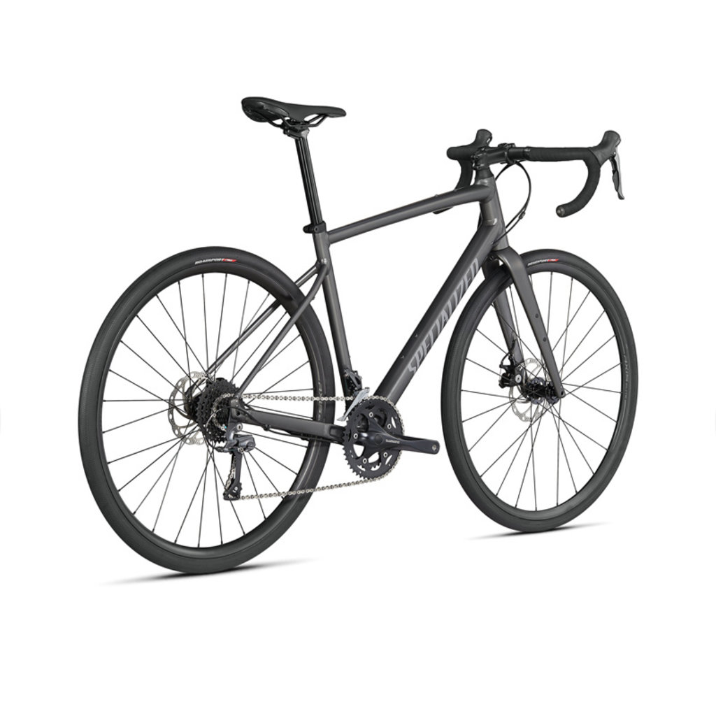 Specialized BIKES 2021 SPECIALIZED DIVERGE E5 SMK/CLGRY/CHRM 58