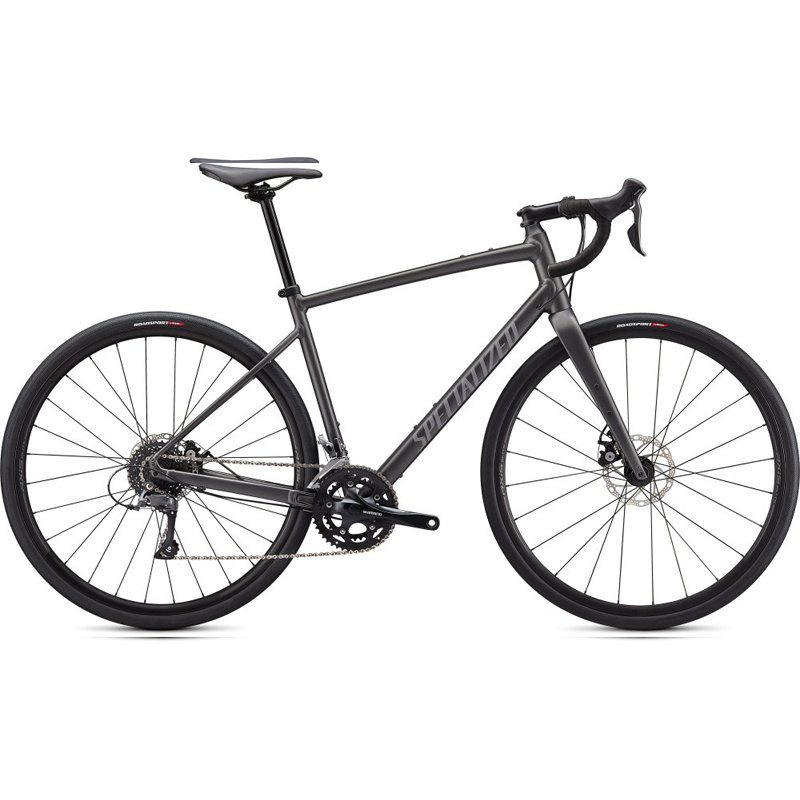 Specialized BIKES 2021 SPECIALIZED DIVERGE E5 SMK/CLGRY/CHRM 61