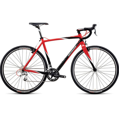 Specialized CRUX ELITE RKTRED/TARBLK 52