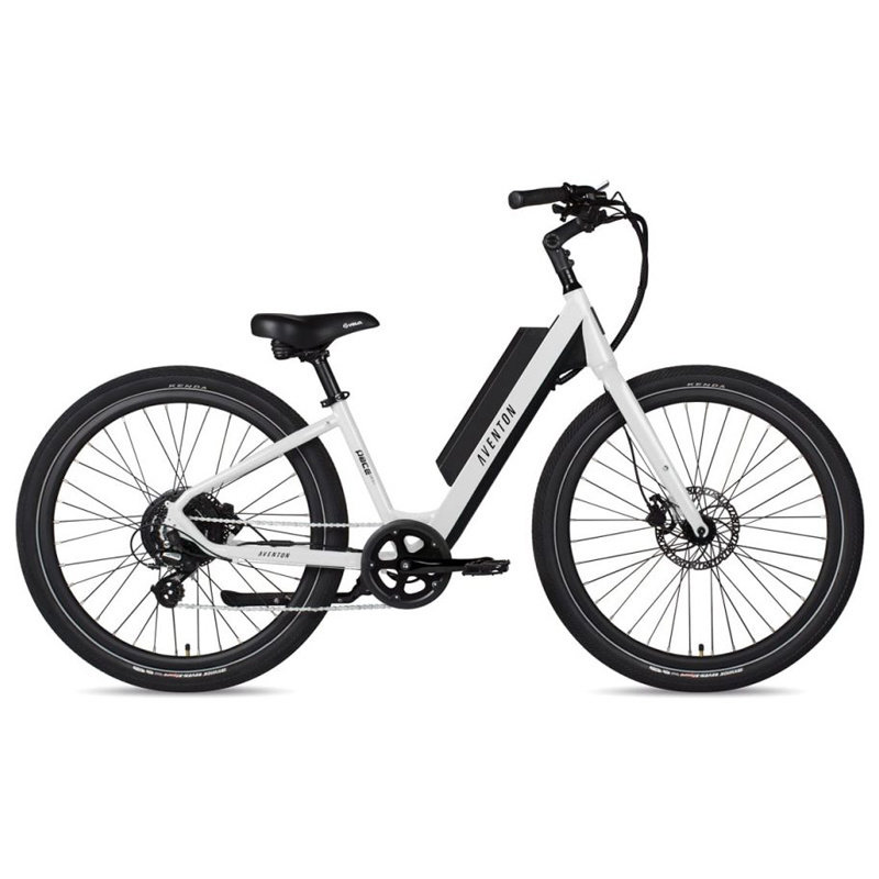 ELECTRIC BIKE AVENTON Pace 500 ST Chalk White Small