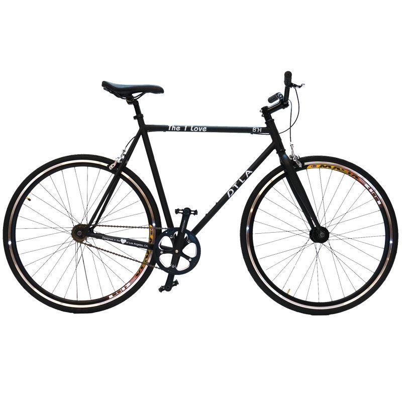DTLA Bikes ♥ BIKES 2021 DTLA 1 LOVE
