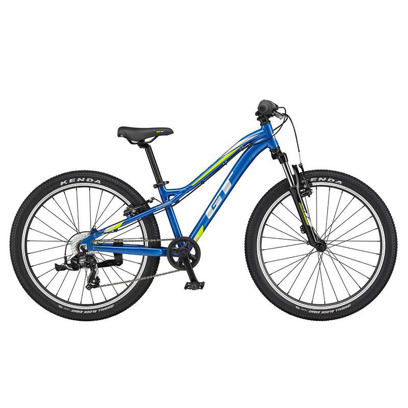 GT BIKES 2021 GT 20 U Stomper Prime One Size Blue
