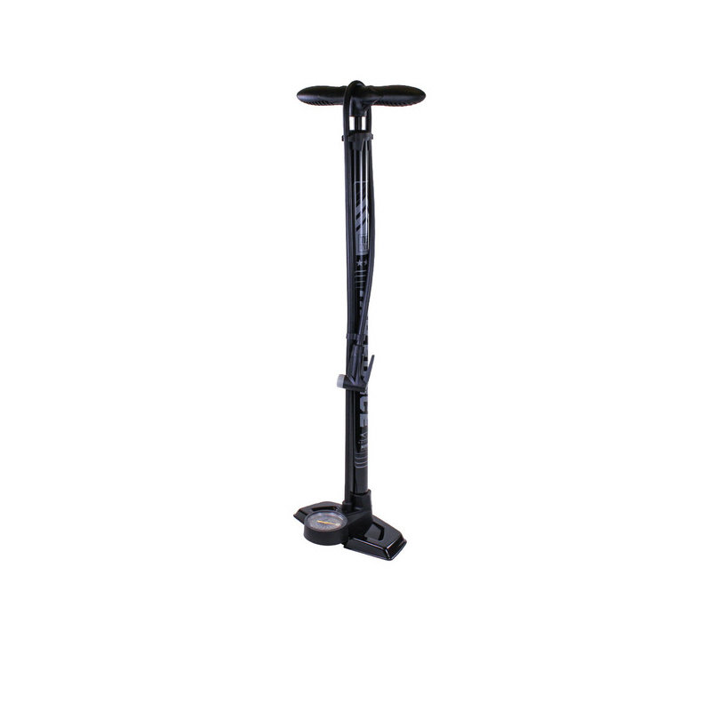 FLOOR PUMP SERFAS AIR FORCE TIER TWO BLACK