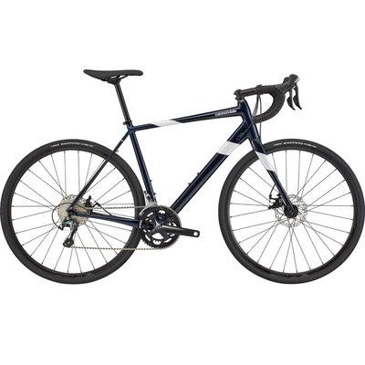 Cannondale BIKES 2021 CANNONDALE 700 M Synapse Crb Tgra Midnight Blue 61cm