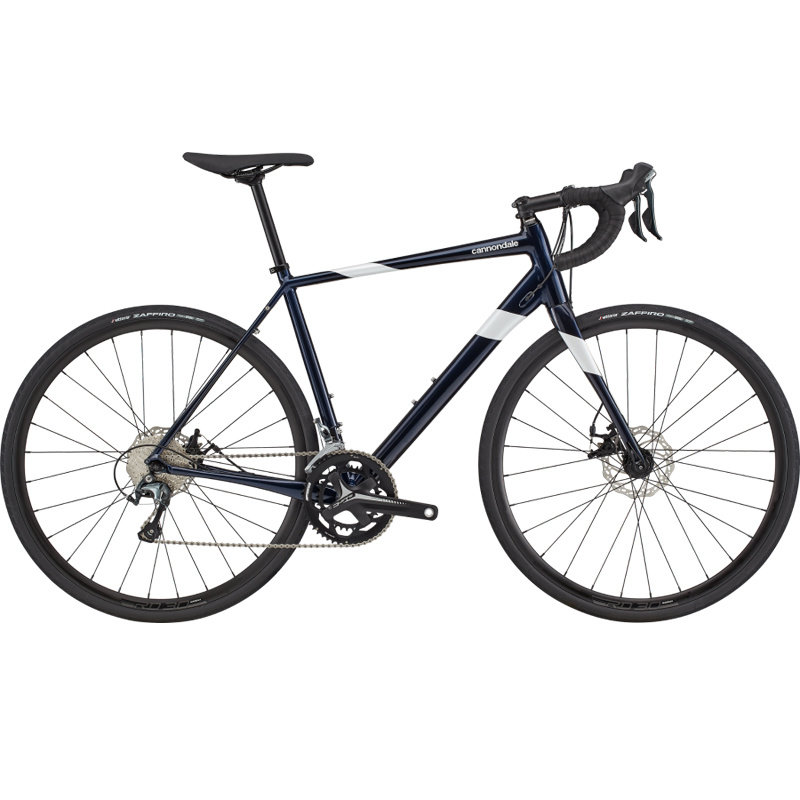 Cannondale BIKES 2021 CANNONDALE 700 M Synapse Crb Tgra Midnight Blue 61cm