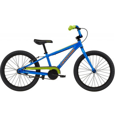 Cannondale BIKES CANNONDALE 20 M Kids Trail SS - One Size Electric Blue