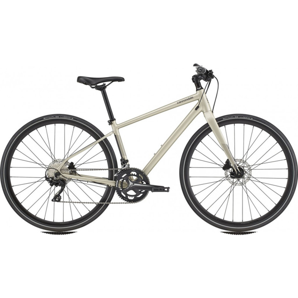 Cannondale 700 F Quick Disc 1 CHP MD Medium Champagne