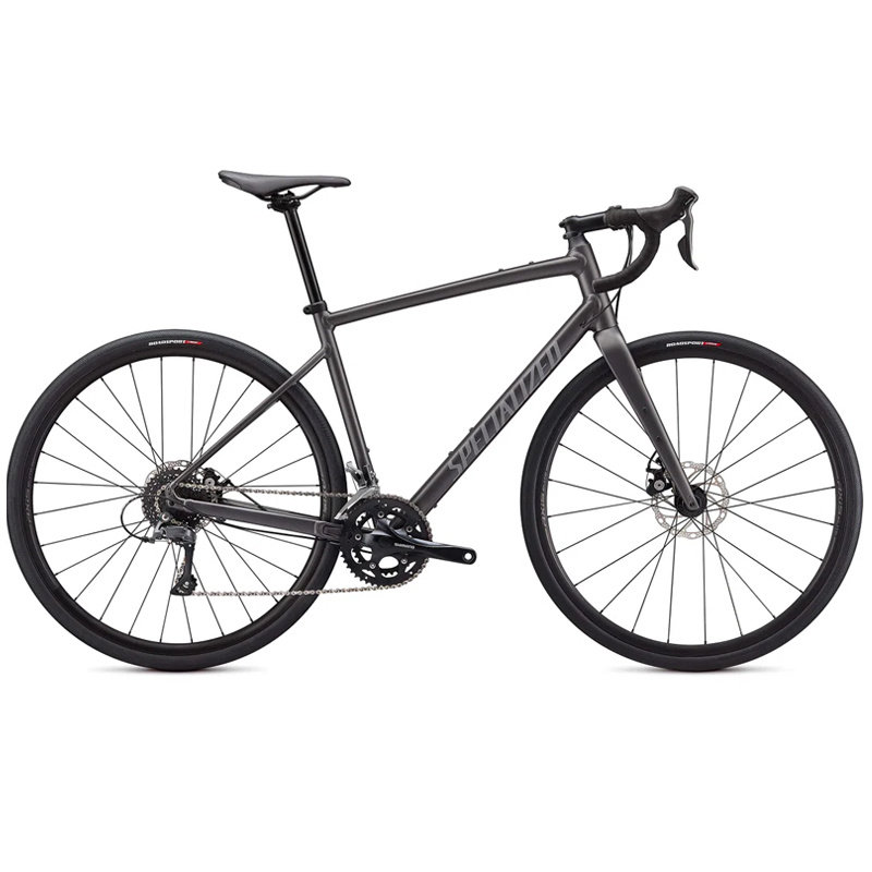Specialized BIKES 2021 SPECIALIZED DIVERGE E5 SMK/CLGRY/CHRM 56