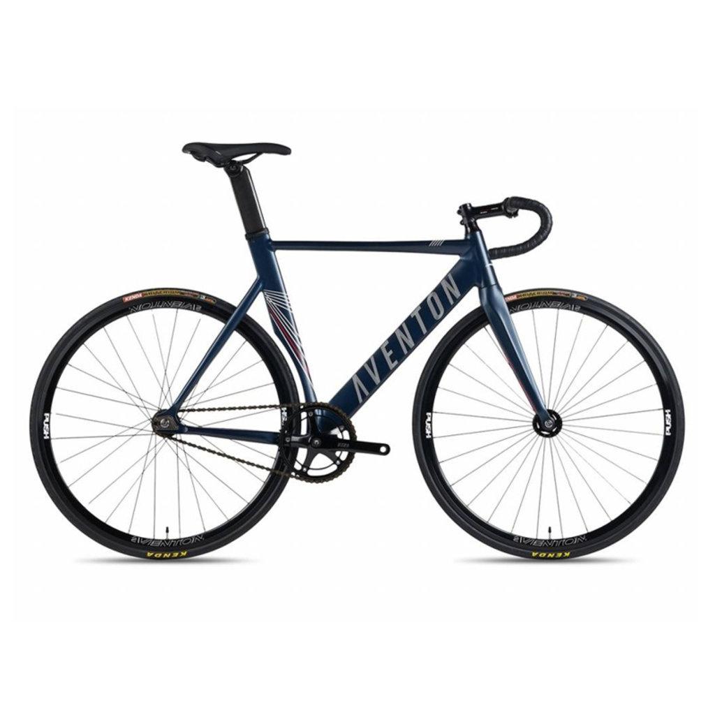 BIKES AVENTON MATARO Fixed Gear Blue 52cm