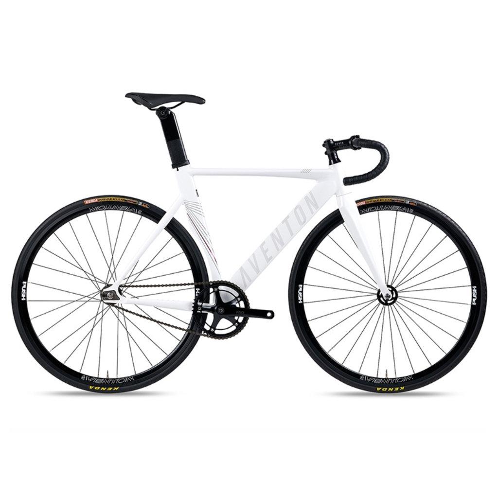 BIKES AVENTON MATARO Fixed Gear White 58cm