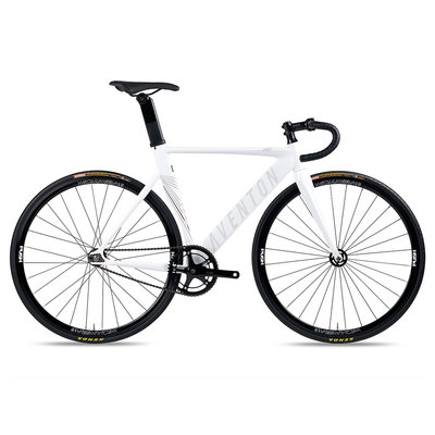 BIKES AVENTON MATARO Fixed Gear White 58cm