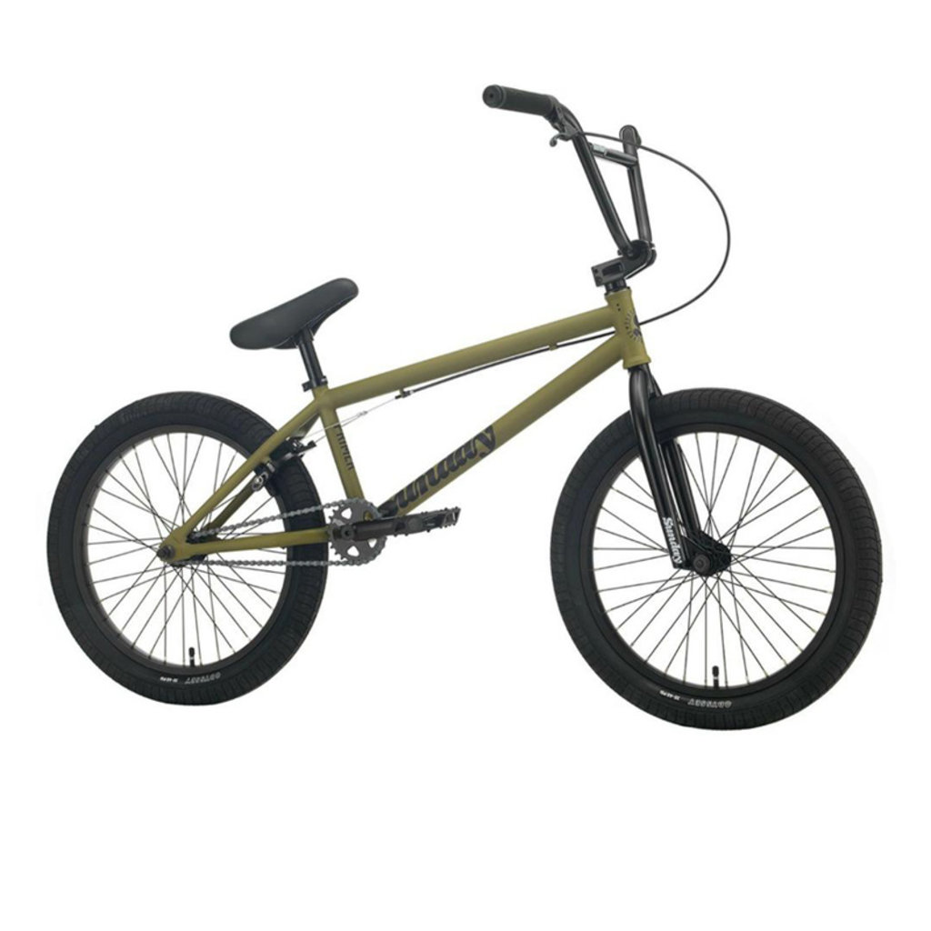 "BIKES 2021 SUNDAY Primer 21"" Matte Army Green"