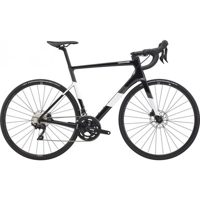 Cannondale BIKES CANNONDALE 700 M S6 EVO Crb Disc 105 Black Pearl 62cm