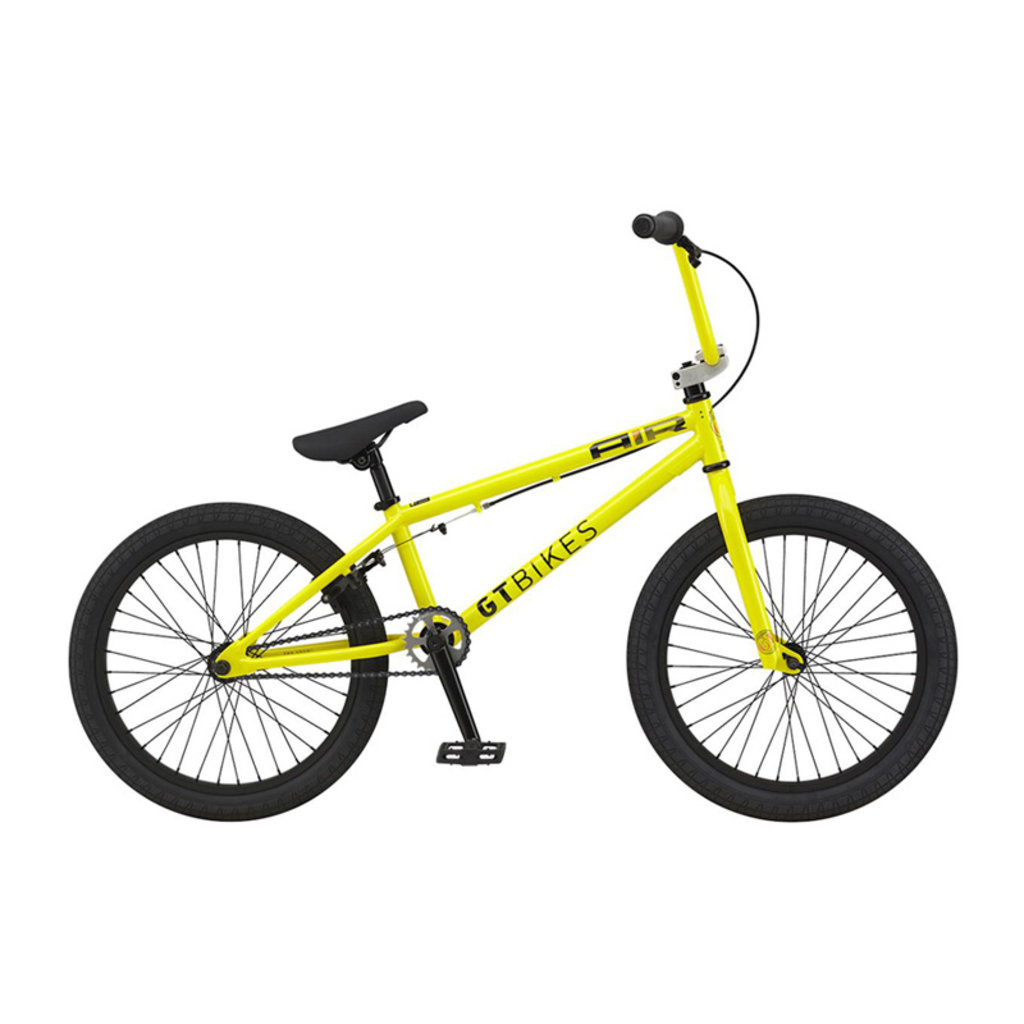 GT BIKES GT 20 U Air Yellow One Size