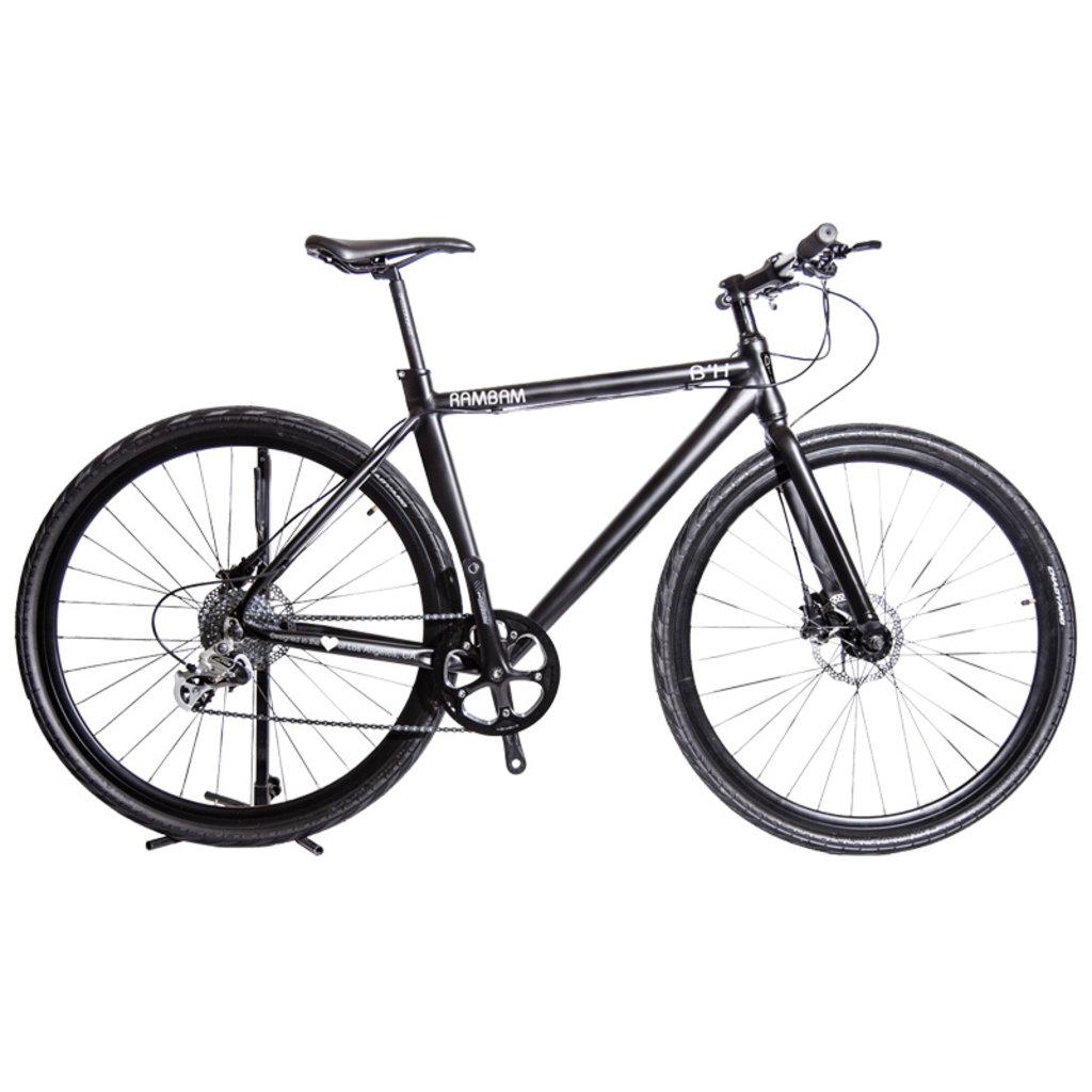 DTLA Bikes ♥  BIKES 2021 DTLA RAMBAM COMMUTER 8 Spd Matte Black 54cm - Pre-order