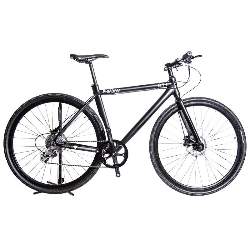 DTLA Bikes BIKES 2022 DTLA RAMBAM COMMUTER 8 Spd Matte Black 54cm