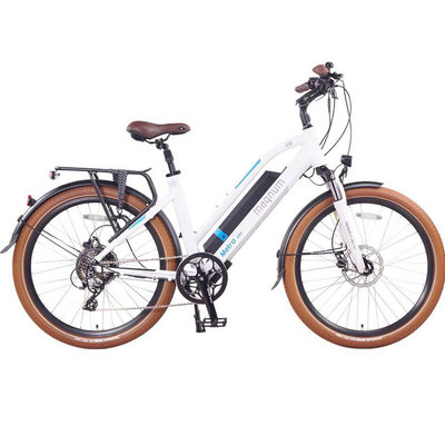 ELECTRIC BIKE MAGNUM Metro Low Step 48V White