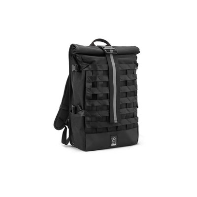 BAGS BACKPACK CHROME BARRAGE CARGO BLACK