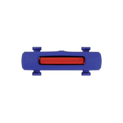 REAR LIGHT SERFAS THUNDERBLAST BLUE  WITH AWS 40 Lumen