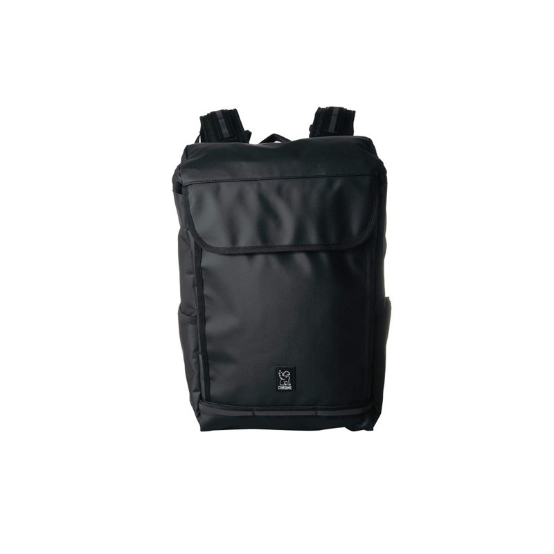 BAGS BACKPACK CHROME VOLCAN PACK BLACK/BLACK PRINT