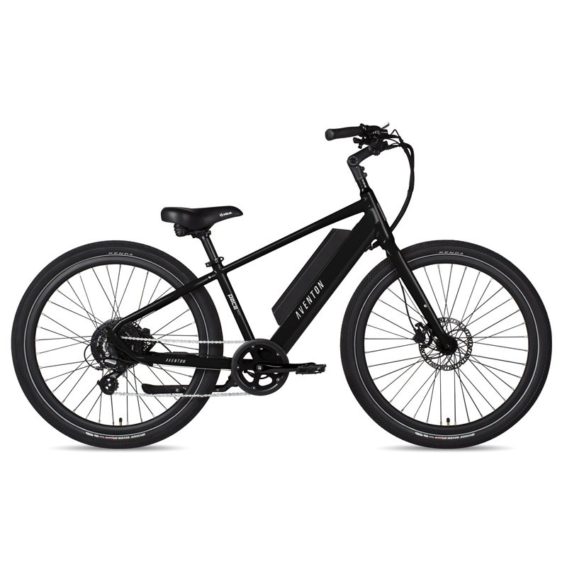 ELECTRIC BIKE Aventon Pace 500 Black Large