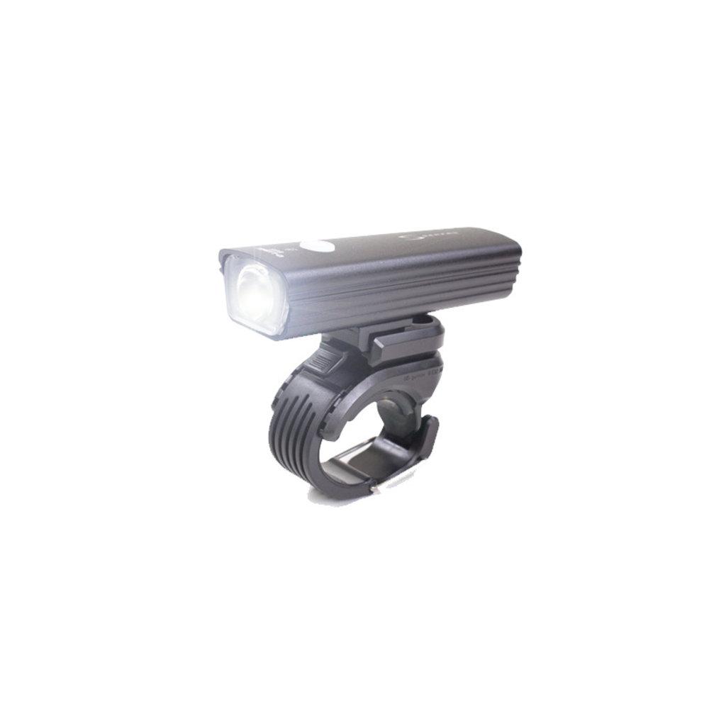 HEADLIGHT USB SERFAS E-LUME 605 ALUMINUM BODY