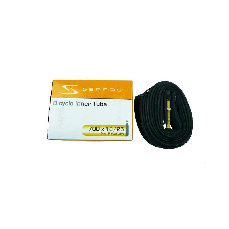 Serfas TUBE PV 700x18/25c SERFAS 48mm