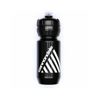 Cannondale Gripper Insulated Retro Bottle BK 550ml 550ml BLACK.