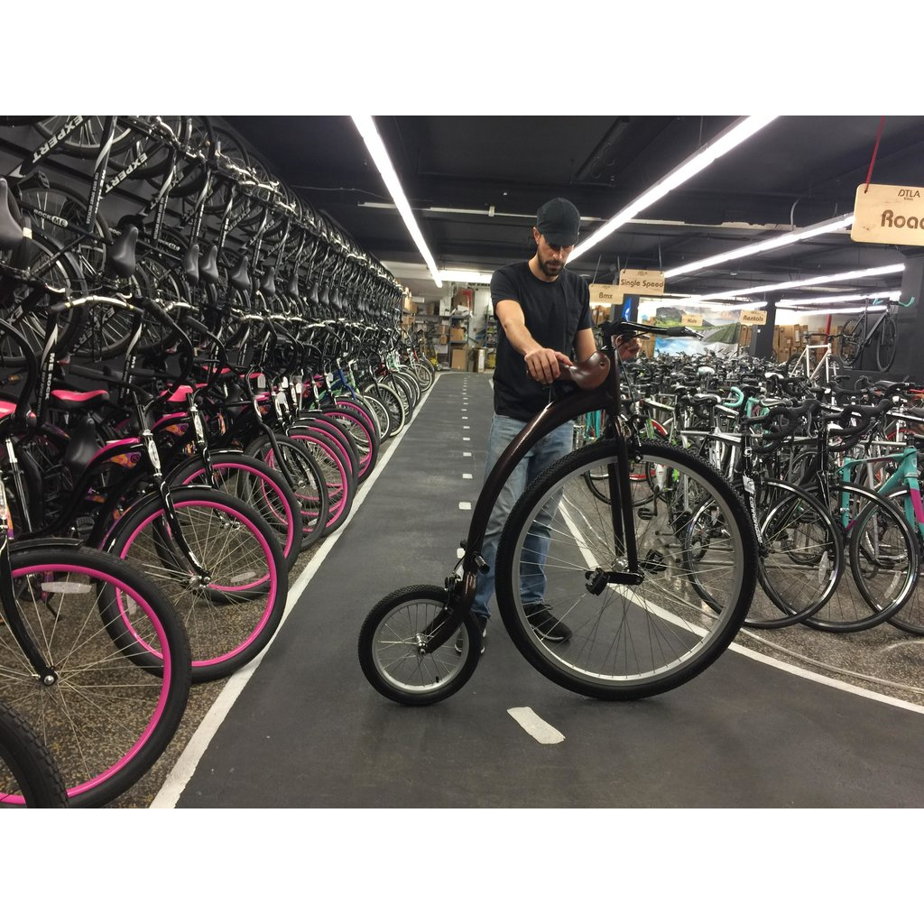 """CHOICECOLLECTIVE BIKES CHOICECOLLECTIVE PENNY FARTHING CCB 36"""""""