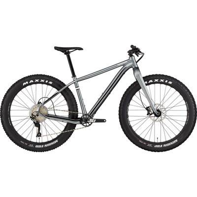 Cannondale BIKES 2020 CANNONDALE 27.5+ M Fat CAAD 1 GRY MD