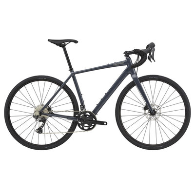 Cannondale BIKES 2021 CANNONDALE 700 M Topstone 1 -  Large Slate Gray