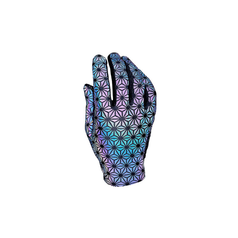 SUPACAZ GLOVES FULL FINGER SUPACAZ SUPAG LONG MD OIL-SLICK