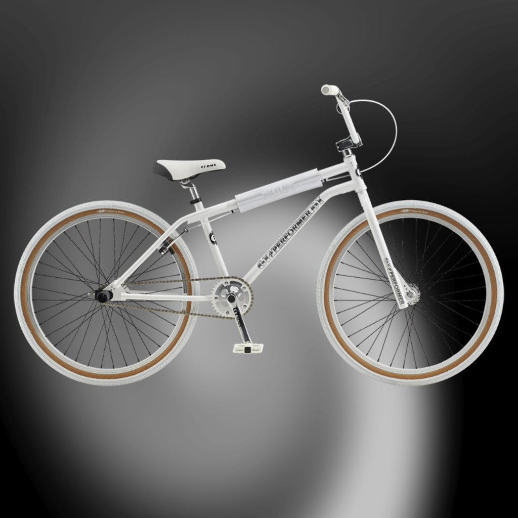 GT BIKES GT 26 U Pro Performer Heritage White O/S