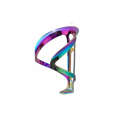 SUPACAZ BOTTLE CAGE SUPACAZ FLY CAGE ALY OIL-SLICK