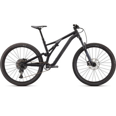 Specialized BIKES 2021 SPECIALIZED  STUMPJUMPER ALLOY SATIN BLK/SMK S3