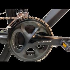 BIKES 2021 DTLA ARIZAL CARBON FRAME & FORK 10 Speed 56cm