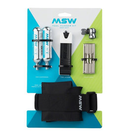 RIDE AND REPAIR KIT MSW with Seatbag and Airlift Mini Pump