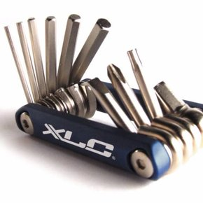XLC TOOLS XLC 10 PIECE MULTIFUNCTIONAL