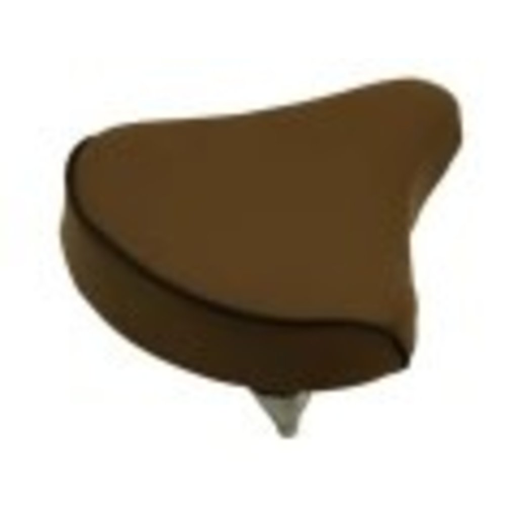 SADDLE F&R FOR Beach Cruisers 209 Brown
