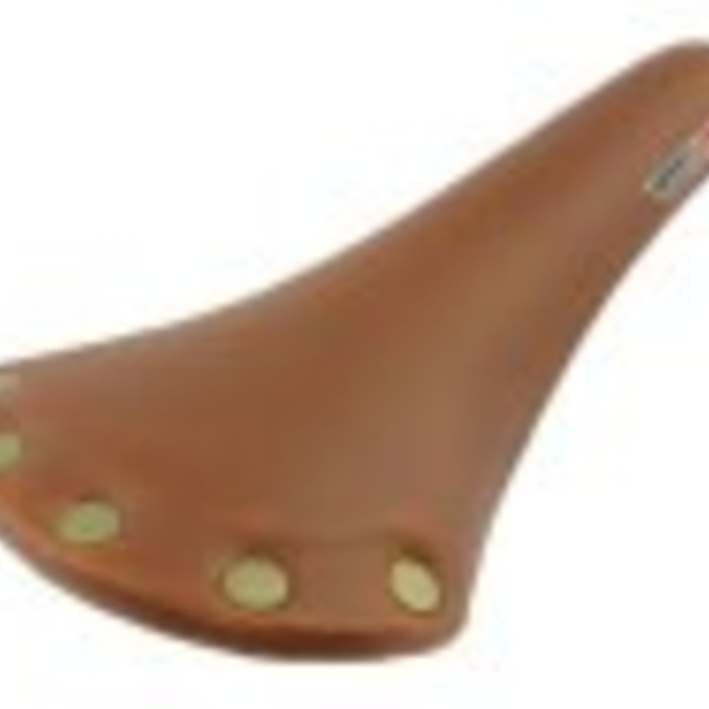 SADDLE F&R ENDZONE 1221 BROWN
