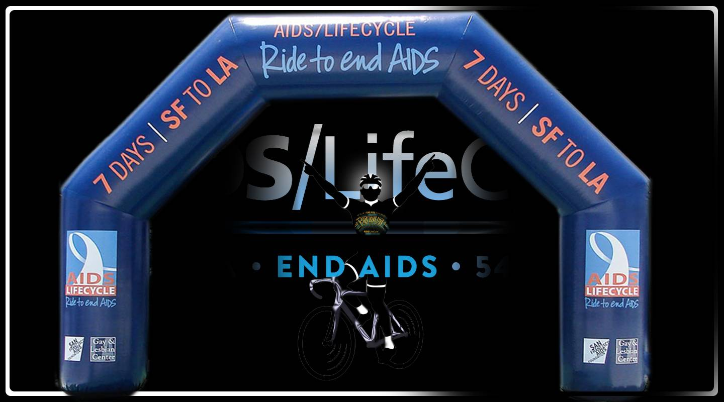 AIDS/LifeCycle IS BACK!
